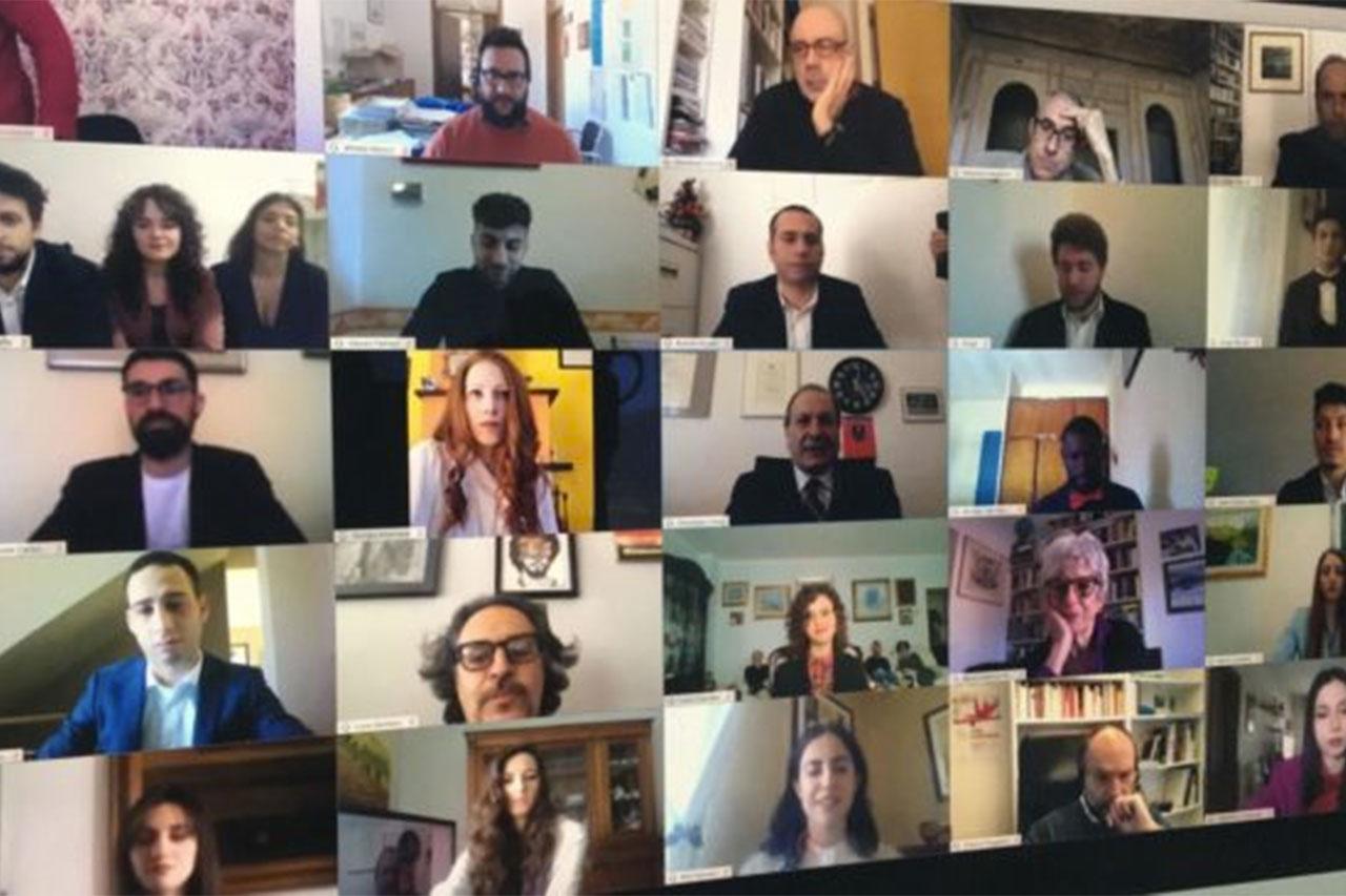 CORONAVIRUS: C'È L'AULA VIRTUALE CERTIFICATA